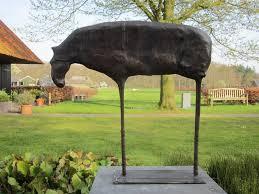 oerpaard 55 x55 cm