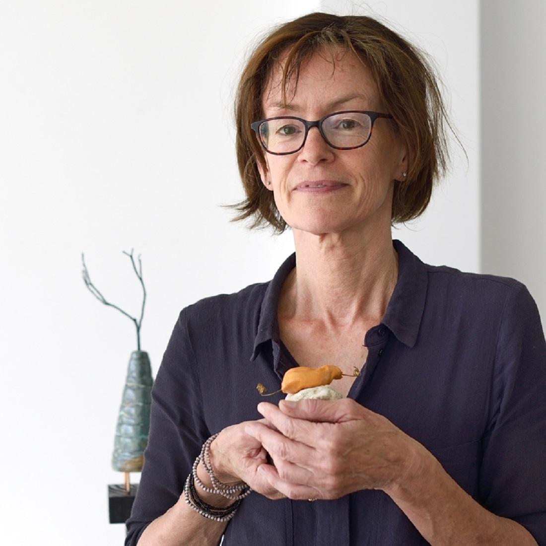 KC De Kolk. juni 2017 exposante Saskia Peschar