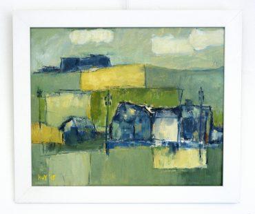 solo-tentoonstelling Simone Huy en betaalbare kunstbeurs