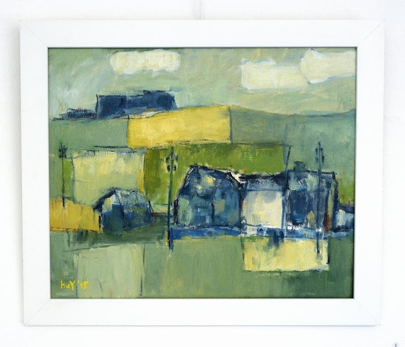 expo juli/augustus : Simone Huy en Betaalbare Kunstbeurs